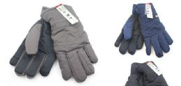 24 Units of Men's Sport Insulated Ski Gloves - Ski Gloves