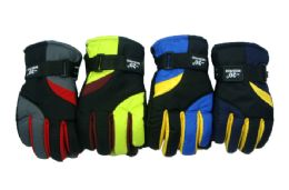 24 Units of Kids Ski Gloves - Ski Gloves