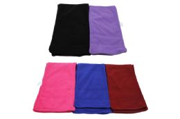 48 Units of Polar Fleece Scarf - Winter Scarves