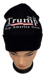 24 Units of Trump 2020 Keep America Great Winter Beanie Hat - Winter Hats
