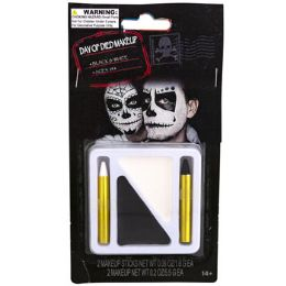 96 Units of Black N White Makeup Cream - Markers