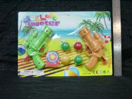 36 Units of Plastic Ball Shooter With Target - Toy Weapons