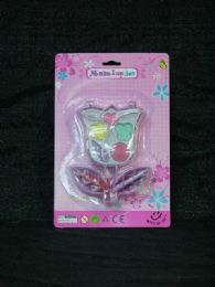 36 Units of Make Up Set Asst Flower Shape - Girls Toys