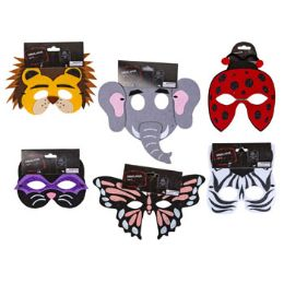 72 Units of Animal/insect Mask - Costumes & Accessories
