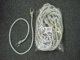 6 Units of ELASTIC STRAPS - Bungee Cords