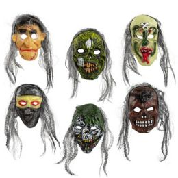 36 Units of Deluxe Realistic Mask - Costumes & Accessories
