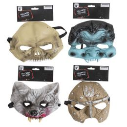 72 Units of Halloween Half Mask - Costumes & Accessories