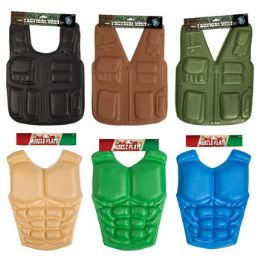 72 Units of Assorted Costume Vest - Costumes & Accessories