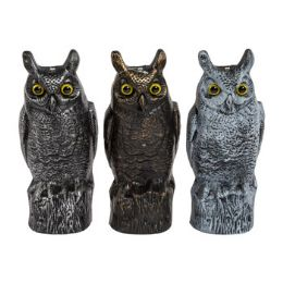 54 Units of Plastic Owl Table Decor - Home Decor