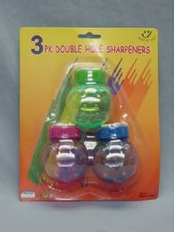 36 Units of 3 PIECE SHARPENER - Sharpeners