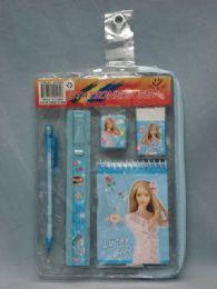 36 Units of STATIONERY SET GIRL - School Supply Kits