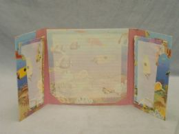 288 Units of 3 PIECE FISH SMALL MEMO BOOK - Note Books & Writing Pads