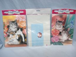 432 Units of LETTER PAD CAT - Note Books & Writing Pads