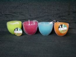 36 Units of Plastic 4 Piece Bowl Set - Plastic Bowls and Plates