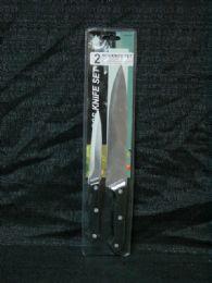 36 Units of 2 PIECE KNIFE SET - Kitchen Knives