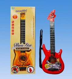 10 Units of Guitar In Box - Toys & Games