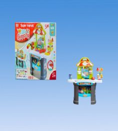 4 Units of SUPER MARKET TOY - Toy Sets