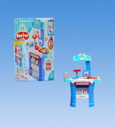 4 Units of DOCTOR TABLE SET IN BOX - Toy Sets