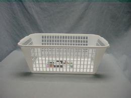 36 Units of PLASTIC BASKET RECTANGLE - Buckets & Basins