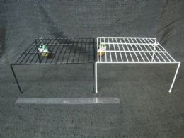 48 Units of Wire Shelf Organizer - Storage & Organization