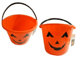 48 Units of Halloween Bucket - Halloween & Thanksgiving