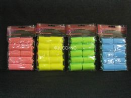 48 Units of 10 PIECE HAIR ROLLER SET - Hair Rollers