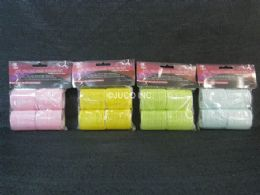 48 Units of Hair Roller Velcro 4 Piece - Hair Rollers