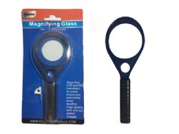 72 Units of Magnifying Glass W/Blister - Magnifying  Glasses