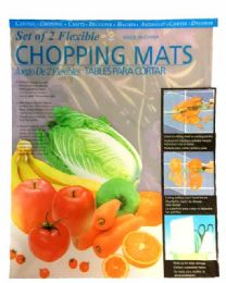48 Units of Plastic Chopping Mats - Cutting Boards
