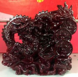 24 Units of Small Dragon Statue - Home Decor
