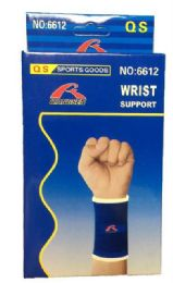 48 Units of Wrist Support 2 Pieces In A Pack - Bandages and Support Wraps