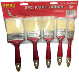 24 Units of Paint brush set - Paint and Supplies