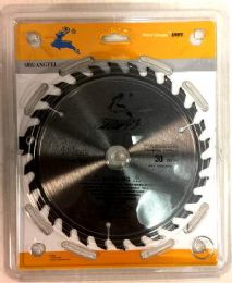 24 Units of 180mm Stainless steel Saw Cutting Blade - Saws