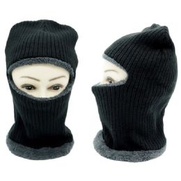 72 Units of Adults Balaclava With Fur - Winter Hats