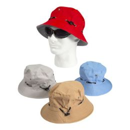 48 Units of Panama Hat in 4 Assorted Colors - Fedoras, Driver Caps & Visor
