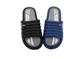 36 Units of Waterproof Mens Slip On Sandals - Men's Flip Flops and Sandals