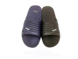 36 Units of Waterproof Mens Slip On Sandals - Men's Flip Flops and Sandals