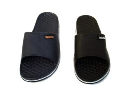 36 Units of MENS SPORT SLIP ON SANDALS - Men's Flip Flops and Sandals