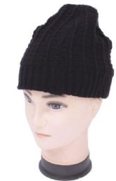72 Units of Unisex Double Sided Knit Beanie Hat - Cowboy & Boonie Hat