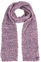 48 Units of Herringbone Knit Scarf - Winter Scarves