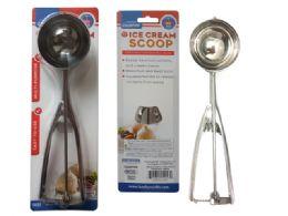96 Units of Metal Ice Cream Scoop - Kitchen Utensils