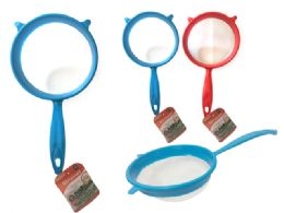 72 Units of Strainer W/ Handle - Strainers & Funnels