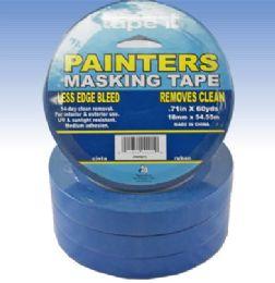 48 Units of Blue Painters Masking Tape - Tape