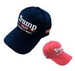 24 Units of Trump 2020 Hat [Keep America Great!] - Baseball Caps & Snap Backs