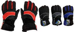36 Units of Man -20 Weather Proof Winter Glove - Ski Gloves