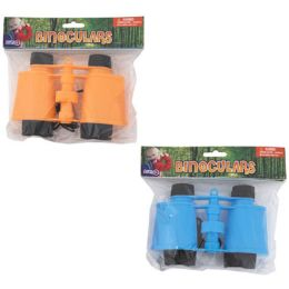 72 Units of Plastic Toy Binoculars - Toys & Games