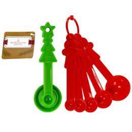 48 Units of Measuring Spoon Christmas - Christmas Novelties