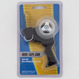 24 Units of Mini Tape Gun Handheld - Tape & Tape Dispensers