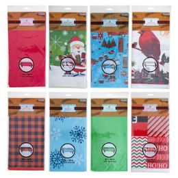 48 Units of Tablecover Christmas - Christmas Novelties