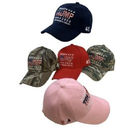 24 Units of Re-Elect Trump 2020 Hat Keep America Great - Baseball Caps & Snap Backs